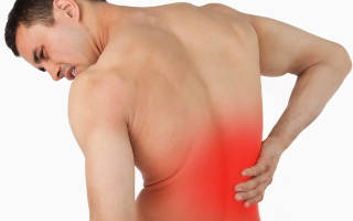 Болит правый бок со спины в пояснице