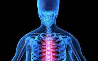 Боль в позвоночнике посередине спины лечение