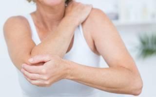 Защемление локтевого нерва симптомы