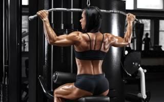 Упражнения для мышц позвоночника