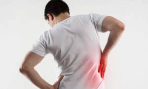 После пневмонии болит спина