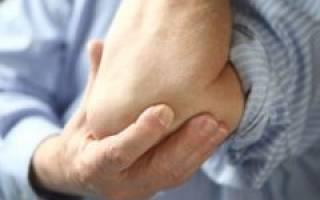Болит локоть левой руки что делать