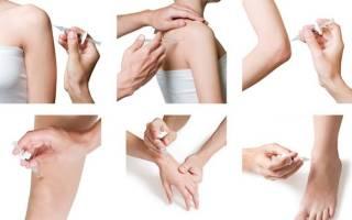Препараты на основе гиалуроновой кислоты для суставов