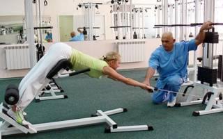 Лечебная гимнастика при шейном остеохондрозе бубновского