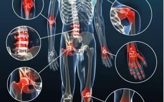 Средство от боли в суставах ног