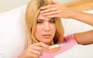 Может ли при остеохондрозе быть температура