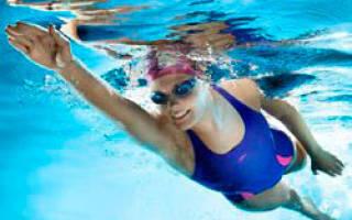 Лечебное плавание при сколиозе