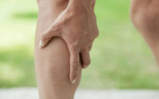 Сильно болят ноги ниже колен