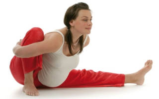 Болит ли спина на ранних сроках беременности