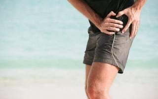 Боль в тазобедренном суставе при ходьбе лечение