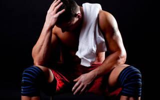 Болят колени после тренировки что делать