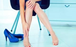 Остеохондроз ноги