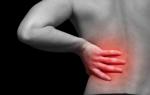 Тупая боль в левом боку со спины