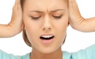 Лечение шума в ушах при шейном остеохондрозе