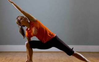 Йога для шейного отдела позвоночника