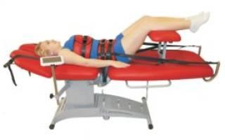 Упражнения на вытяжение позвоночника