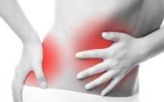 Болит желудок и спина одновременно
