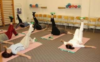 Физкультура при артрозе тазобедренного сустава