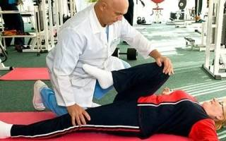 Бубновский грудной остеохондроз упражнения видео