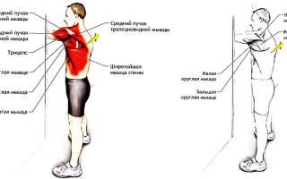 Боли в мышцах спины причины