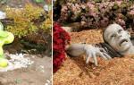 Поделки из гипса для сада своими руками