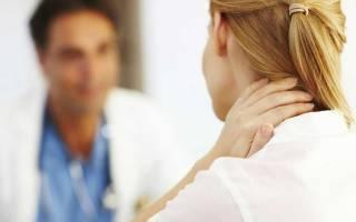 Остеохондроз врач